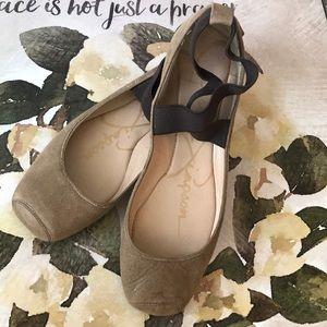 Jessica Simpson Ballet Flats